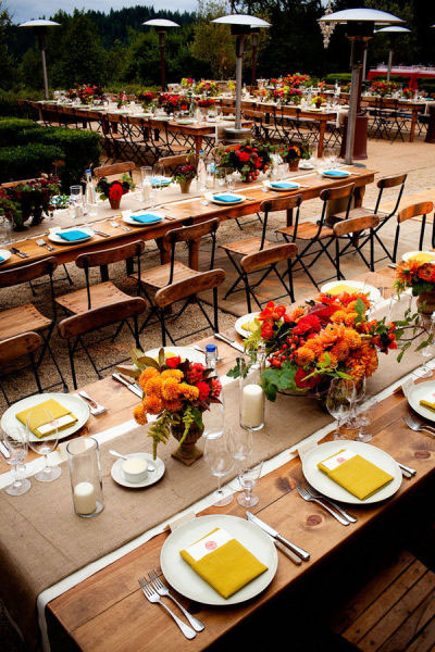 © Ben Chrisman | styling Alison Events via Style Me Pretty