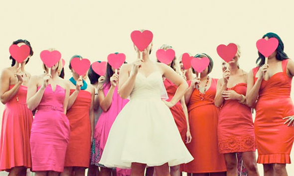 bridesmaids by Labor Of Love