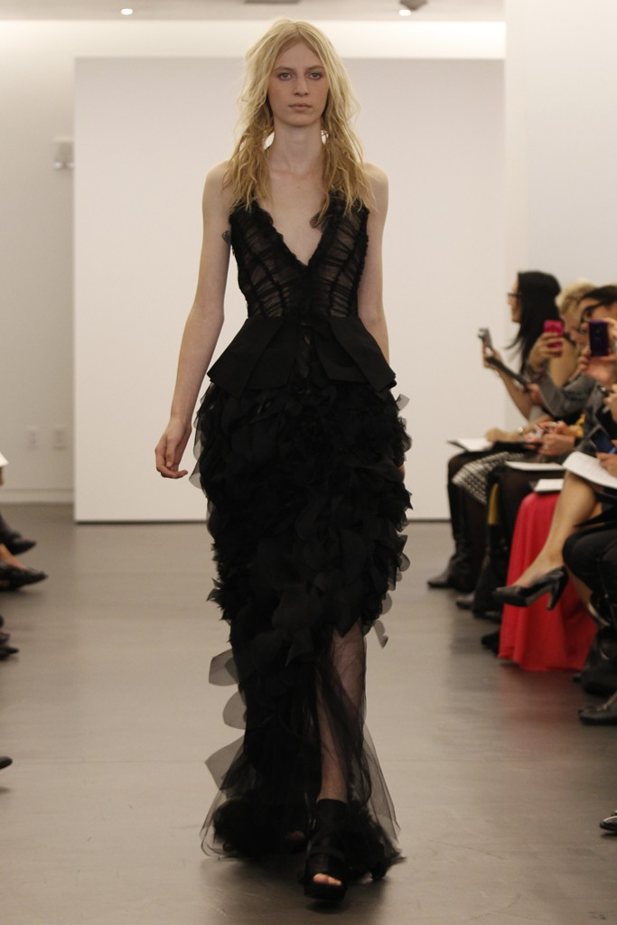 Vera Wang 2012 Fall Bridal via The Wedding Chicks