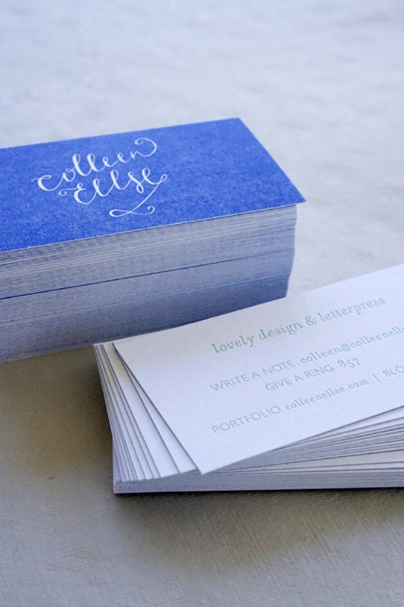 brand identity blue