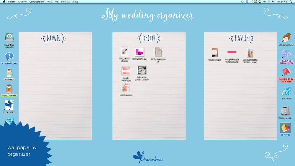 wedding organizer desktop wallpaper fatamadrina