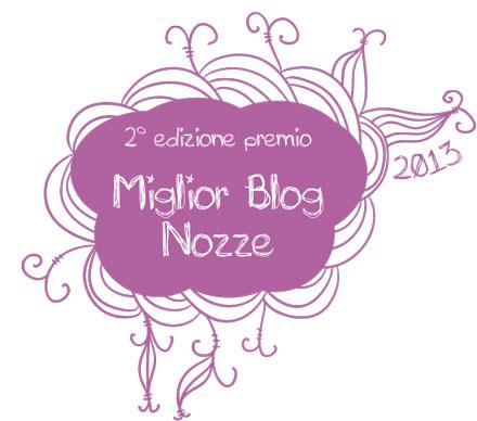 Miglior Blog Nozze 2013