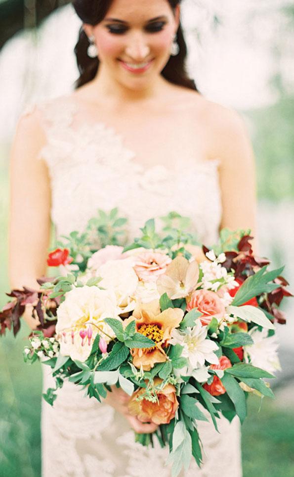 © Southern Wedding via 100 Layer Cake