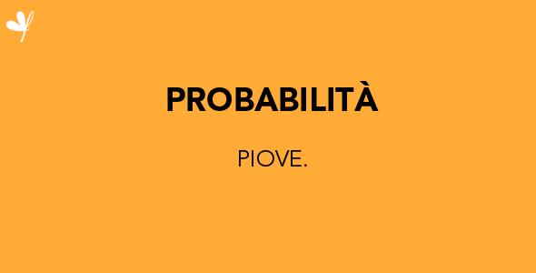 Unconventional Happening probabilità