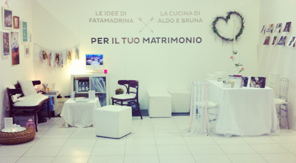 stand fatamadrina a Lo Sposalizio Modena
