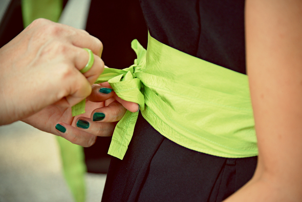 matrimonio Daniele e Ilaria verde