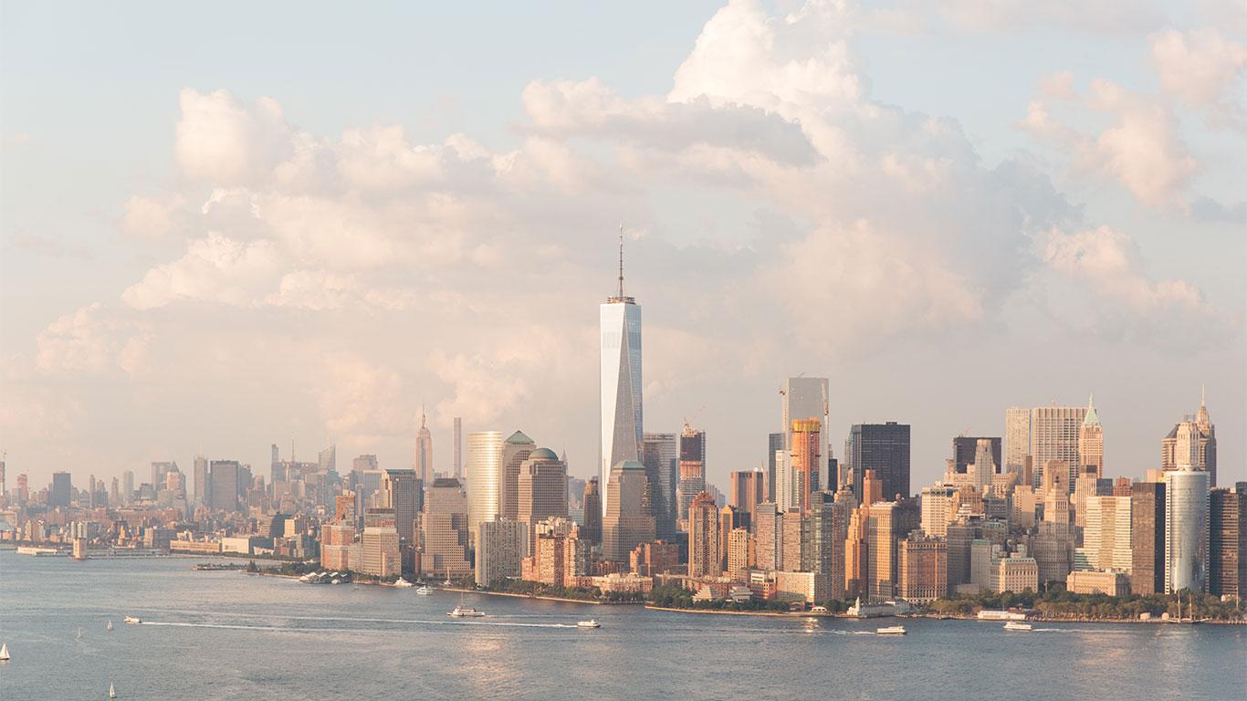 Death to the Stock Ph. New York City Skyline fatamadrina