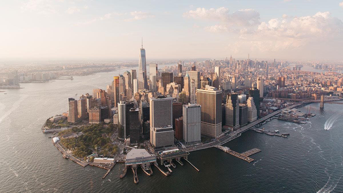 NYC skyline deathtostockphoto