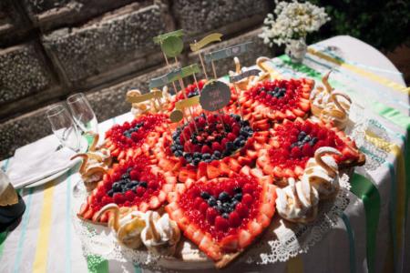 matrimonio D+M torta a Villa Cipressi fatamadrina ph. Valeria Beltrami