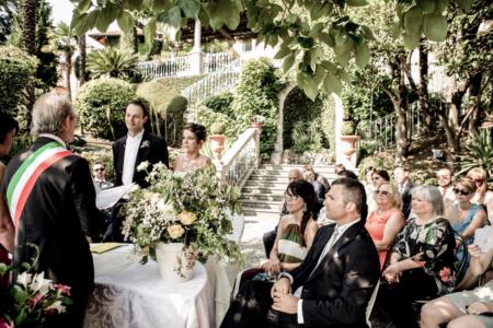 matrimonio D+M cerimonia a Villa Cipressi Lago di Como fatamadrina ph. Valeria Beltrami