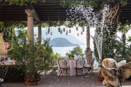 matrimonio D+M cena a Villa Cipressi sul Lago di Como fatamadrina