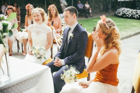 cerimonia di matrimonio R+S a Villa Bossi fatamadrina ph. Peter Karasev