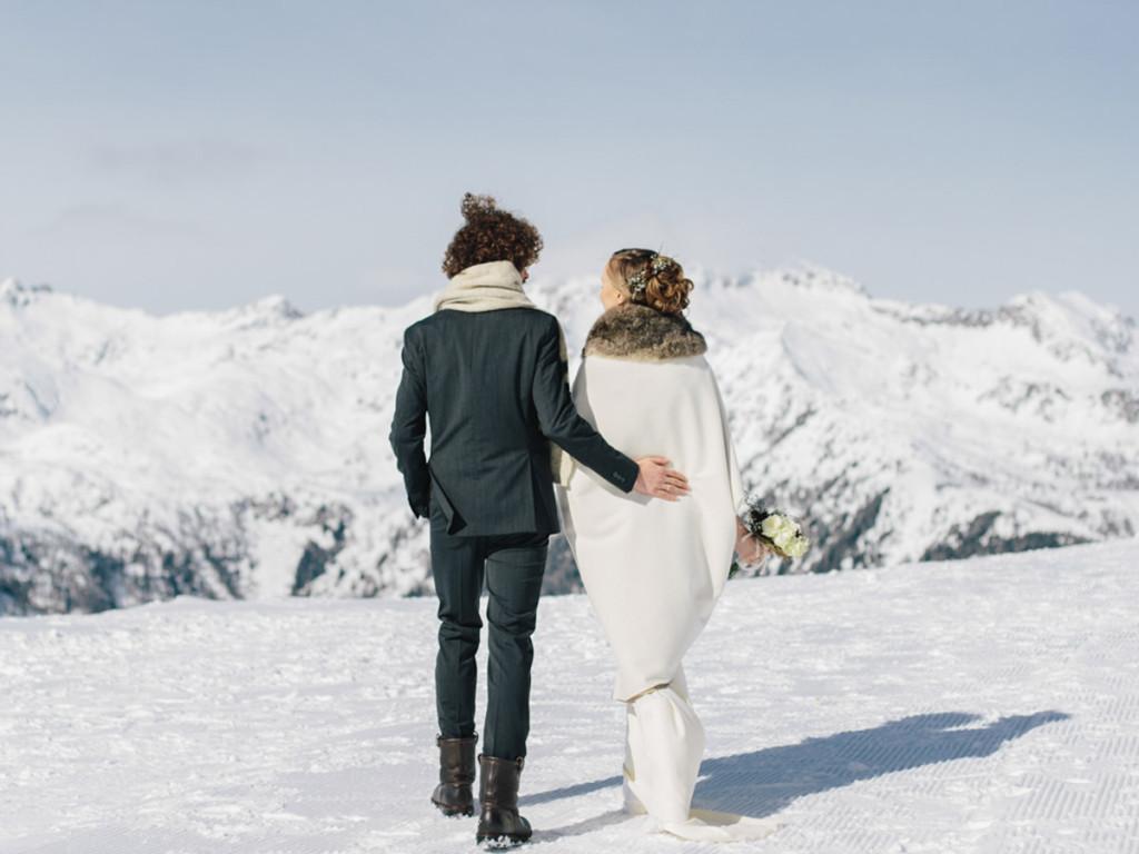 Dolomites wedding ph. Paola Colleoni
