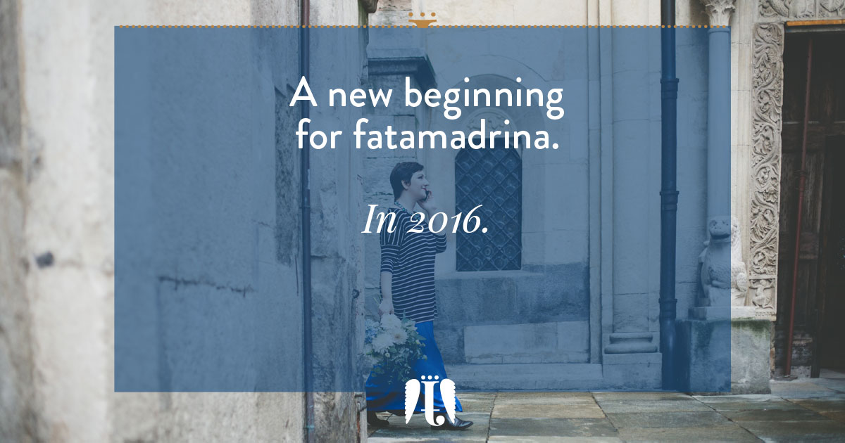 new beginning for fatamadrina