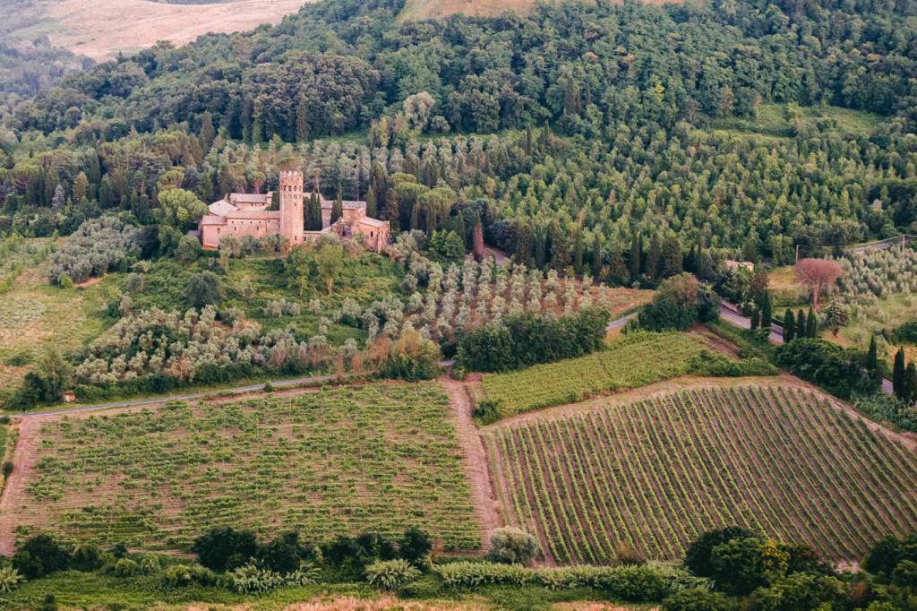 Orvieto in Umbria landscape ph. Facibeni
