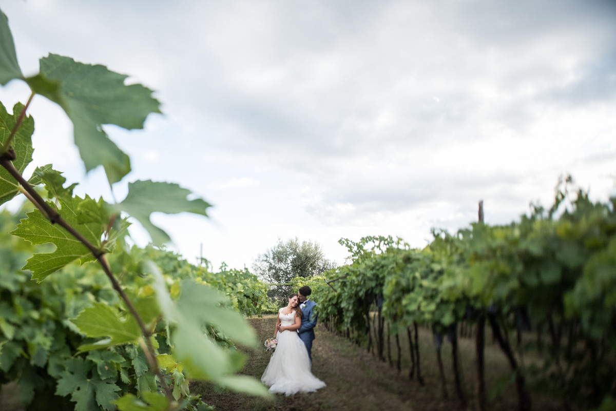 Valpolicella Verona vineyard wedding ph. Giuli&Giordi
